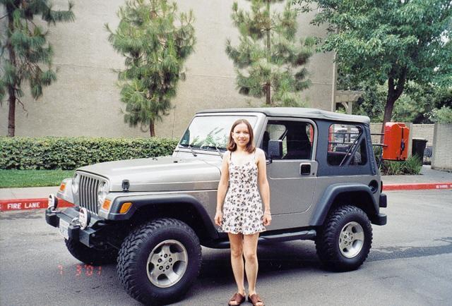 #Jeep YJ + Jeep Girl | 4WD Nation | Pinterest | Jeep girl